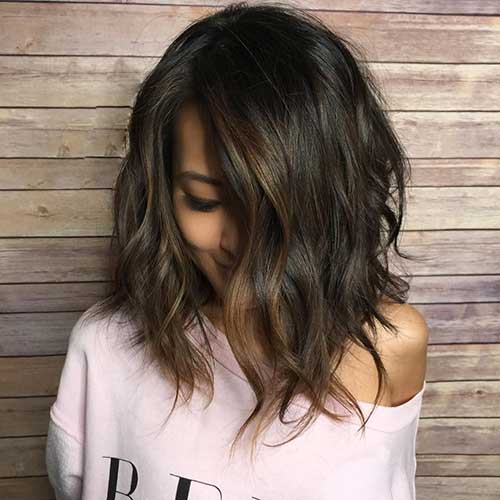 30 Short To Medium Haircuts Short Hairstyles 2017