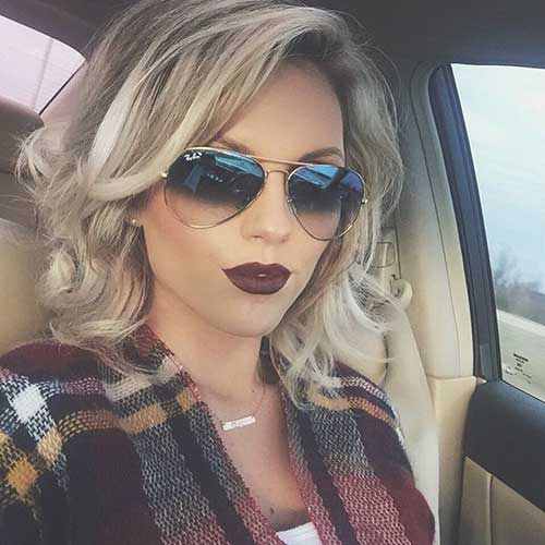 Styles for Short Hair-20