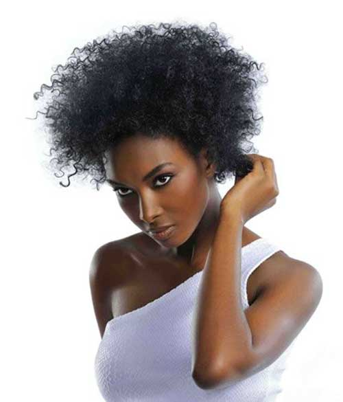 2015 Short Hairstyles For Black Women