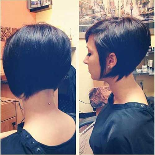 Cute Short Haircuts 2015-21