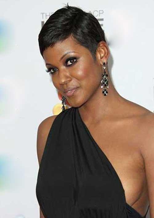 Short Haircuts for Black Women 2015-21