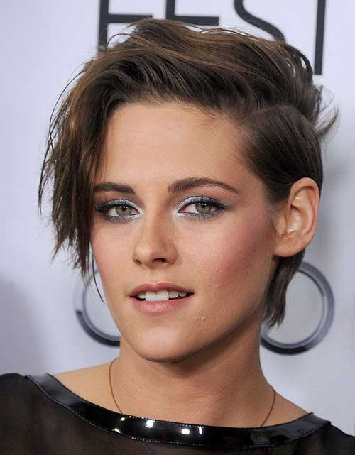 Short Haircuts For Women-21