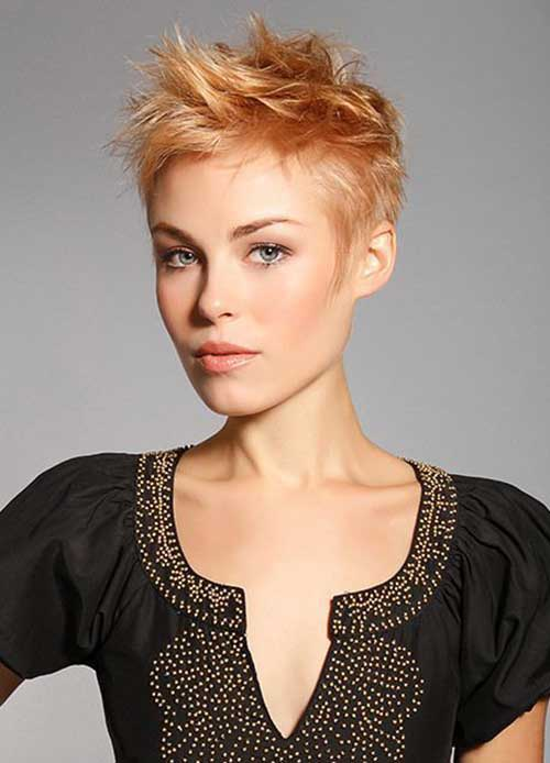 Short Spiky Pixie Cuts-21