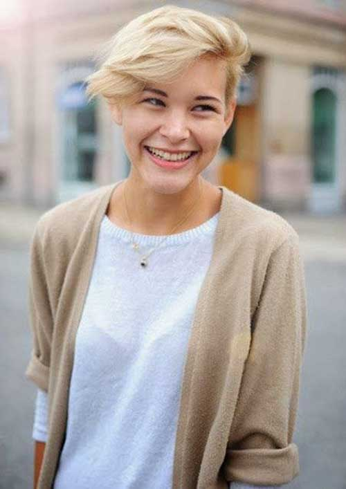 Cute Short Haircuts 2015-22