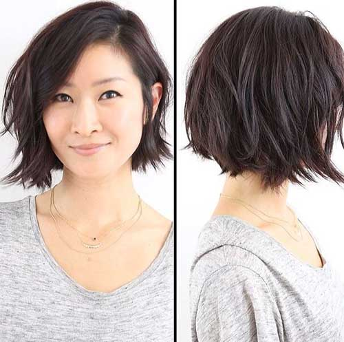 Cute And Easy Hairstyles For Short Hair-23