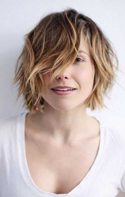 Cool 30 Cute Short Hairstyles For Girls  Short Hairstyles 2016  2017