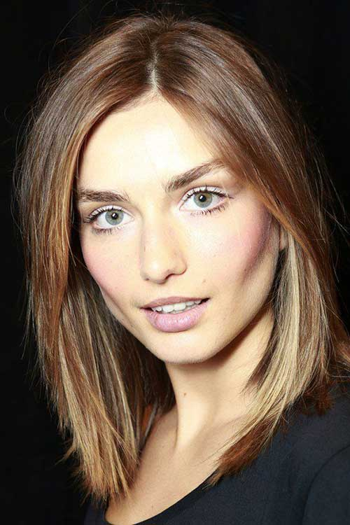 Short Hair Color Trends 2015-23