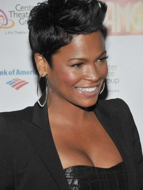Short Haircuts for Black Women 2015-23