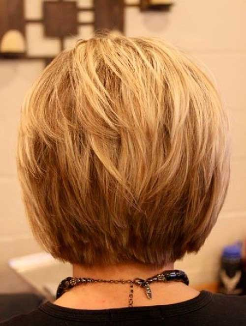 30 Short Layered Hair Short Hairstyles 2018 2019