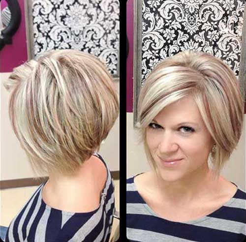haircuts for fine hair 30 haircuts 2015 2016 hairstyles 9506 | 24.Cute Short Haircut 2015