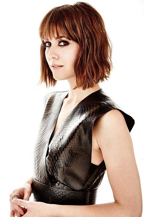 Short Haircuts For Women-24