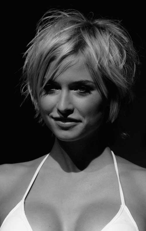 Short Layered Hair-24