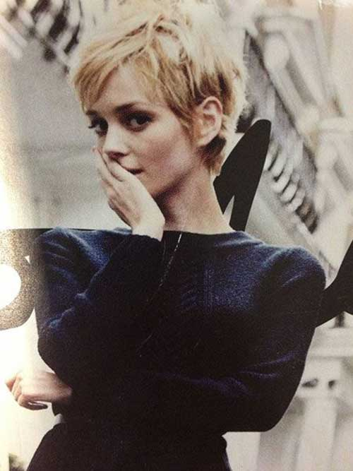 Cute Short Haircuts 2015-25