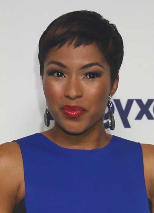 Short Haircuts for Black Women 2015-25