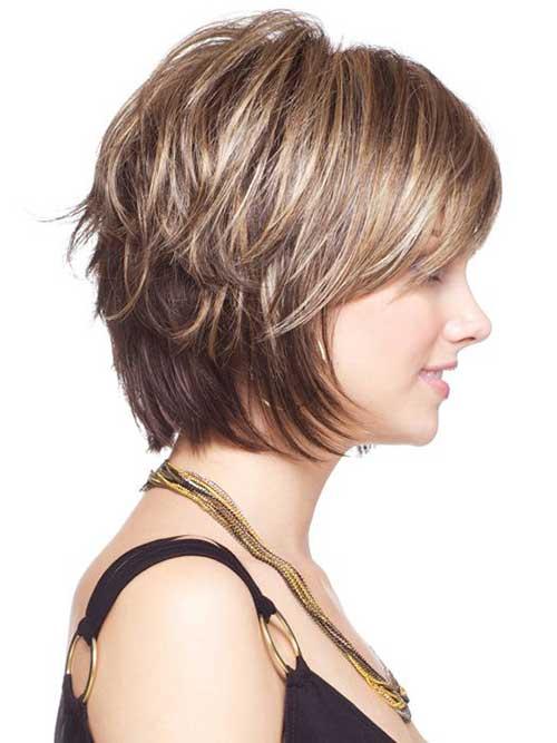 30+ Short Layered Hair
