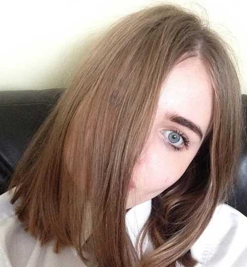 Short To Medium Haircuts-26