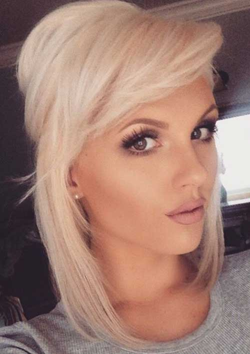 40 Cute Hairstyles For Short Hair Short Hairstyles 2018