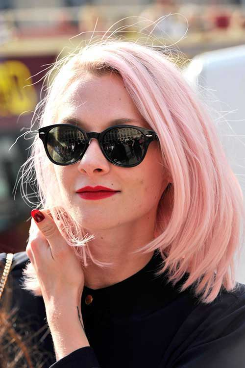 Short Hair Color Trends 2015-27