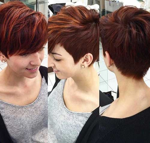 30 Super Short Hair Cut Styles