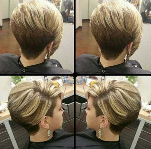 Short Haircuts For Women-27