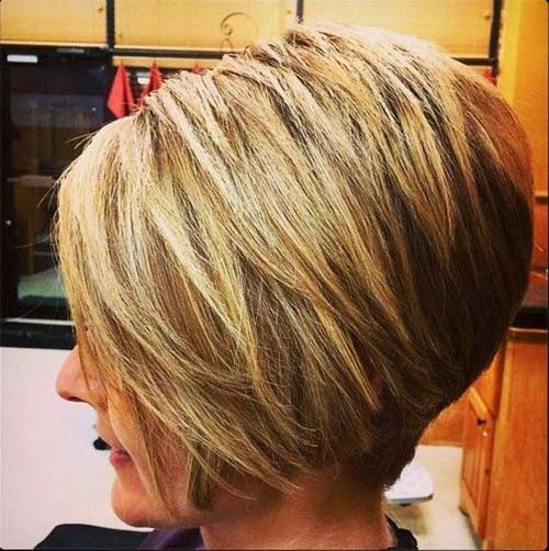 Short Layered Hair-27