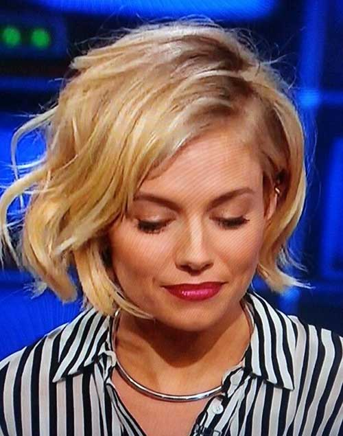 Cute Hairstyles for Short Hair-28