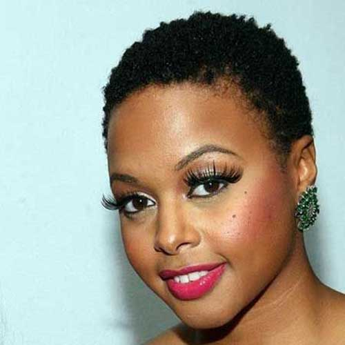Swell 30 Short Haircuts For Black Women 2015 2016 Short Hairstyles Hairstyle Inspiration Daily Dogsangcom