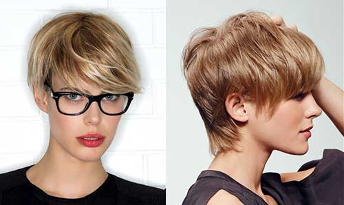 Short Haircuts For Women-28