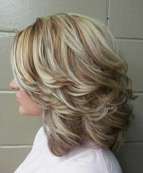 Short Layered Hair-28