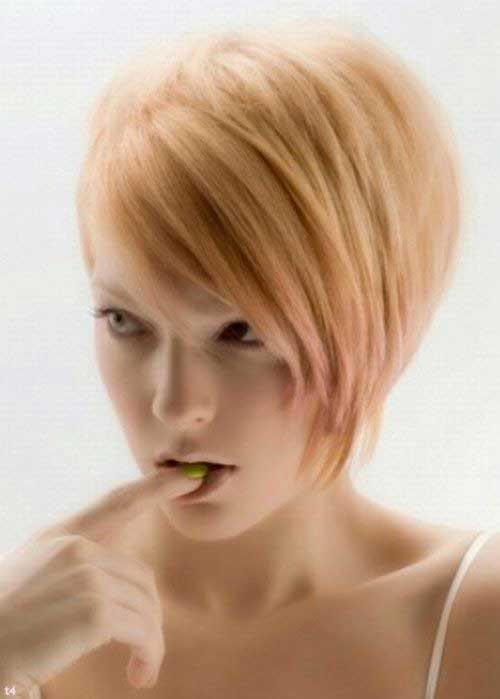 Short Hair Color Trends 2015-30