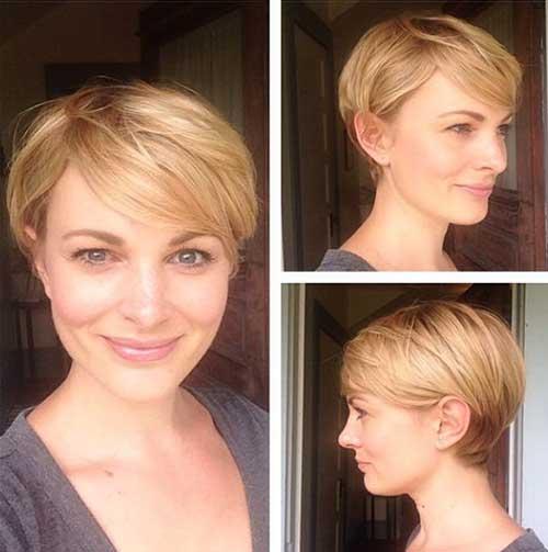Short Layered Hair-30