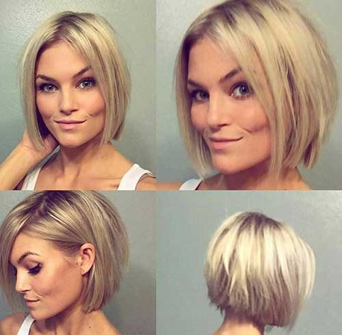 haircuts for fine hair 30 haircuts 2015 2016 hairstyles 9506 | 31.Cute Short Haircut 2015
