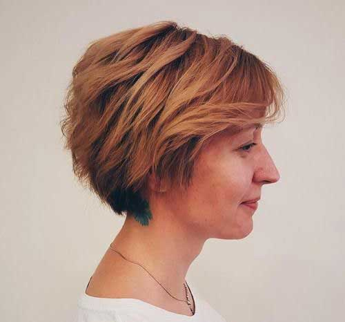 30 Short Layered Hair Short Hairstyles 2016 2017