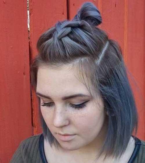 Styles for Short Hair-31