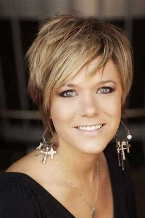Short Haircuts For Women-32