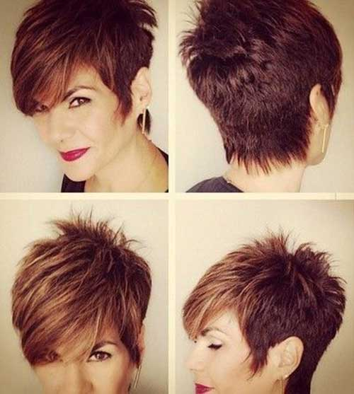 Short Haircuts For Women-36