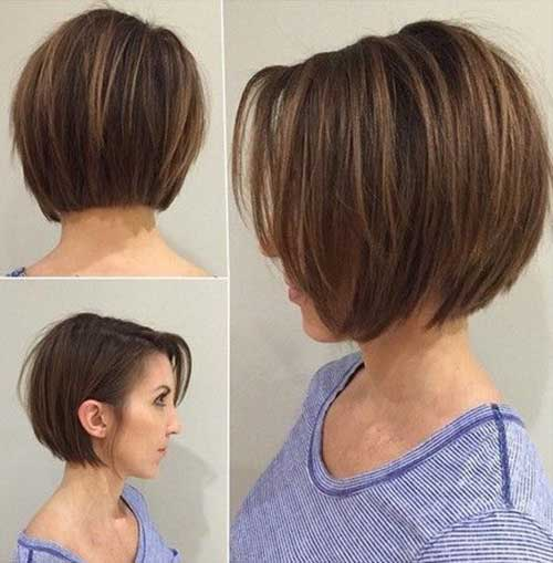 Short Haircuts For Women-42