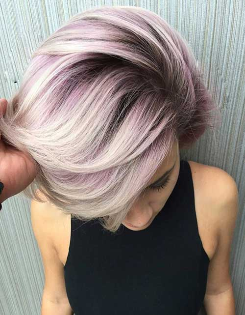 Color For Short Hair-6