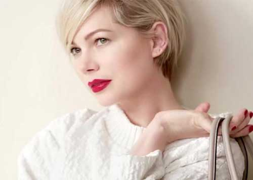 Michelle Williams Pixie Cuts-6