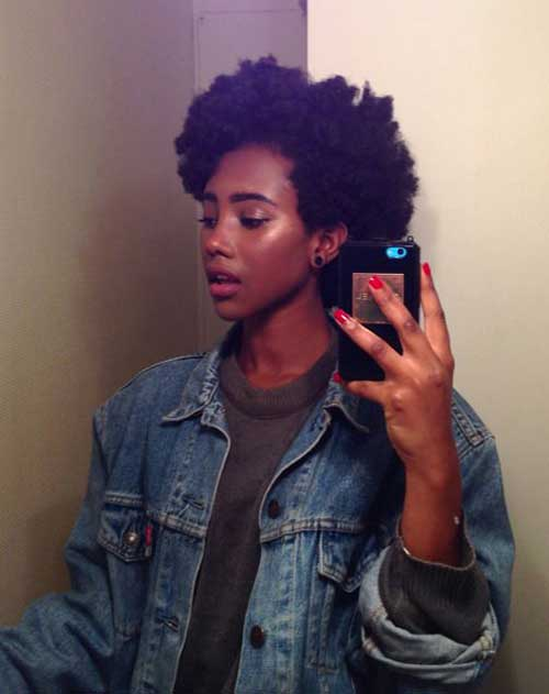 Short Curly Hairstyles 2015-6
