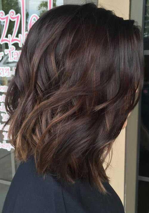 Short To Medium Haircuts-6