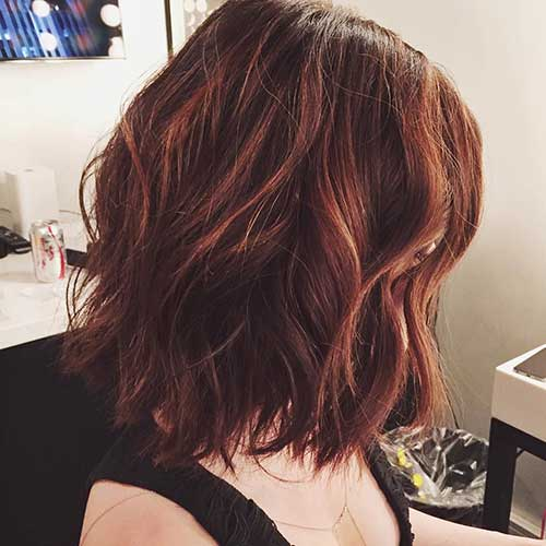 Color For Short Hair-7