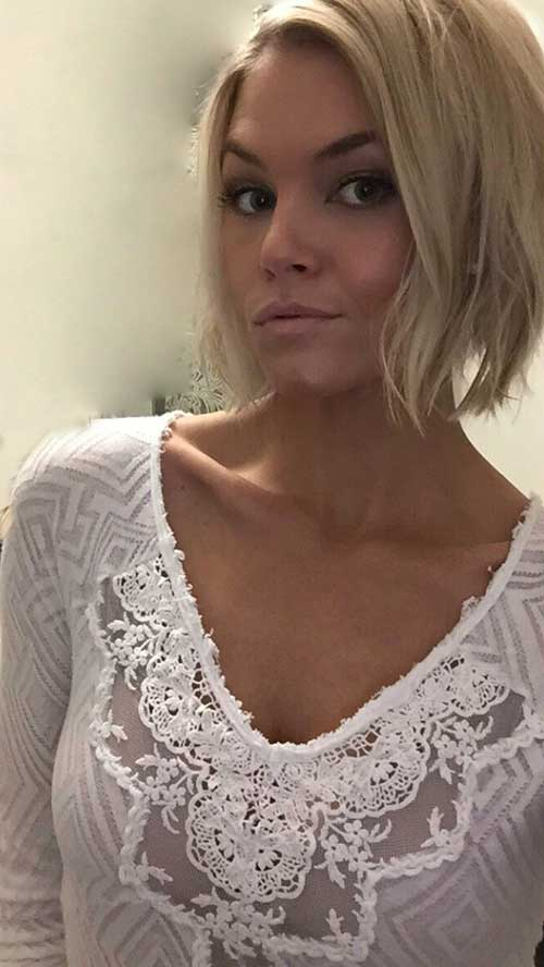 Cute Short Haircuts 2015-7