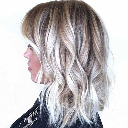 Short Blonde Hair-7