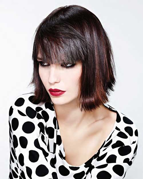 Short Hair Color Trends 2015-7