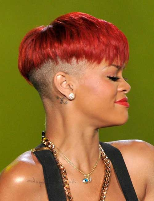 Short Haircuts for Black Women 2015-7