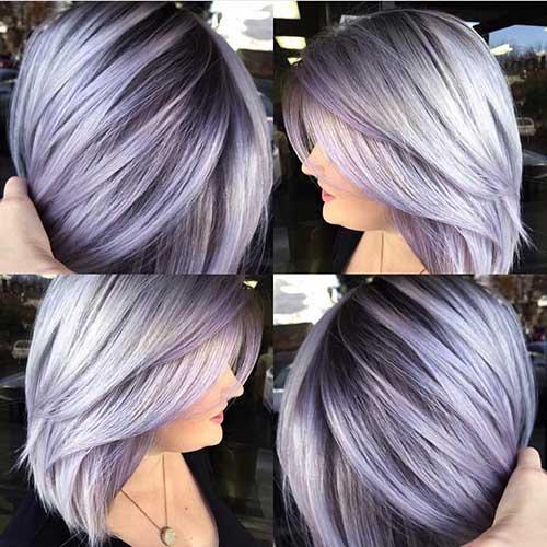 Short Layered Hair-7