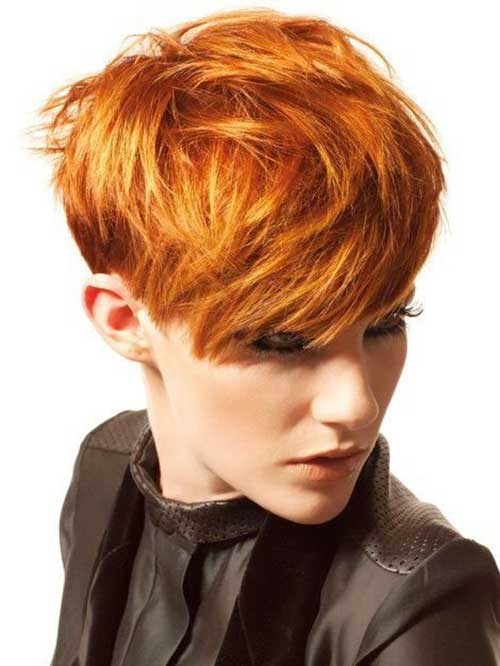Super Short Hair Styles 2015-7
