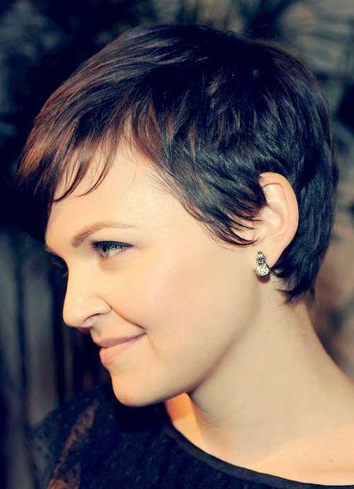 Brown Pixie Cuts-8