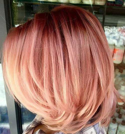 Color For Short Hair-8